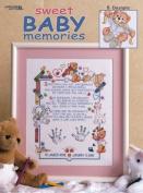 Sweet Baby Memories - Cross Stitch Pattern