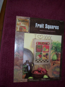 Fruit Squares Counted Cross Stitch Charts