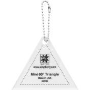 Wrights EZ Mini Tools 60 Degree Triangle