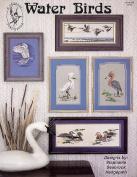 Pegasus Originals Water Birds Counted Cross Stitch Book
