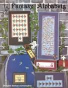 Pegasus Originals Fantasy Alphabets Counted Cross Stitch Leaflet