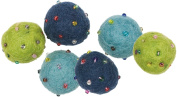 Dimensions Needlecrafts Feltworks, Cool Beaded Balls