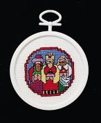 Three Kings mini - Cross Stitch Kit