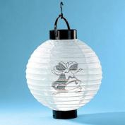 Paper Wedding Light-Up Lantern Set