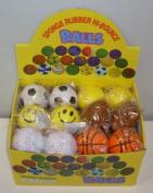 NuImage NV-1253A Stress Balls - Sports/Smile