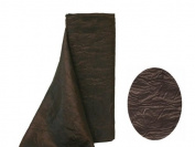 30cm x 10 Yrd Taffeta Crinkle Fabric Put-up