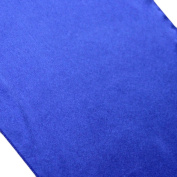 Koyal Wholesale 6-Pack Satin Table Runner, 30cm by 270cm , Royal Blue