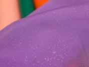 140cm x 10 yards Glittered Organza Fabric Bolt