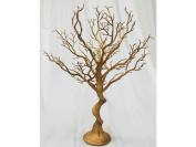 80cm Potted Manzanita Tree with Garlands for Wedding DIY Centrepieces