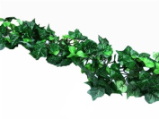 24' 3D English Ivy Chain Silk Greenery Garlands Wedding Home Decorations SALE