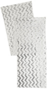 Koyal Wholesale Sequin Chevron Table Runner, 60cm by 300cm
