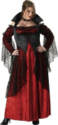 InCharacter Costumes, LLC Vampiress Adult Full Length Gown