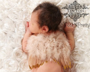 Feather Natural Angel Butterfly Wings, Newborn, Baby, Photo prop CHOOSE Colours