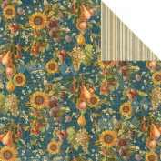 Graphic 45 French Country Abundance Scrapbook Paper