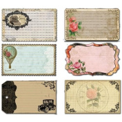 Prima - Romance Novel Collection - Journaling Notecards Set