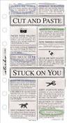 EK Success Sticko Classified Stickers-Scrapbooking