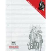 Used - Flower Men 80 Sheet Watermark Paper