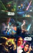 Star Wars 3d Hologram Stickers!