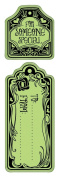 EK Success Brands 60-60243 Inkadinkado Cling Stamps, To and From Tags