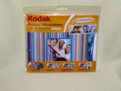 Kodak Photo Memories Designer Brag Book Graphic Fun