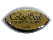 ColorBox Classic Pigment Cat's Eye Ink Pads, Curry