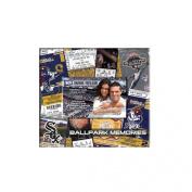 MLB 8x8 Scrapbook Photo Album