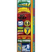 Signature Series 2012 Cardstock Combo Stickers 11cm x 30cm -Adrenaline Rush