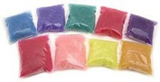 300ml of Assorted Colour 0.1cm German Glass Beads