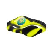Power Balance Neon Yellow Swirl Wristband Size XS