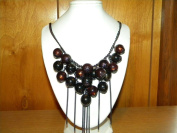 "Baubles and Chans Necklace "" Himatite "" By Avon"