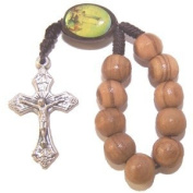 Ten Beads Rosary with a Holy Image
