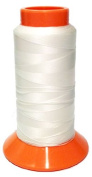 SolarActive® Colour Changing Embroidery Thread 1000(metre) Cone - White to Orange