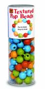 Pencil Grip Pop Beads, Tactile Awareness Development, DBD-965, 100 Count Tube
