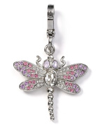 Juicy Couture Dragonfly Charm