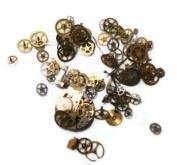 Watch Parts Steampunk Gears Jewellery Mixed Media Metal - 30ml