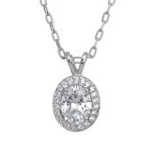 Annaleece True Beauty Necklace. Elements DeVries Hypoallergenic Nickel-Free 1219-ANNA