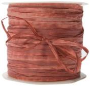 May Arts Ribbon, Copper Paper Rafia