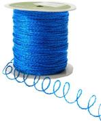 May Arts Ribbon, Royal Blue Wire