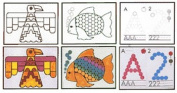 Do-A-Dot Activity Book-Discovering My World