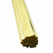 Midwest Products 6056 Micro-Cut Quality Balsa 90cm Strip Bundle, 0.5cm x 0.6cm