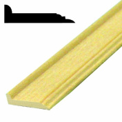 Midwest Products 3100 Basswood Miniature Baseboard Moulding