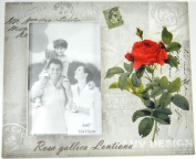 Shabby Chic Postcard Design Rose Wood Photo Picture Decorative Frame MY-1753