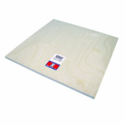 Midwest Products 5325 Craft Plywood, 12 x 30cm x 1cm