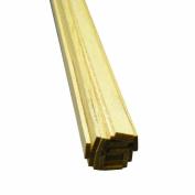 Midwest Products 6038 Micro-Cut Quality Balsa 90cm Strip Bundle, 0.2cm x 1cm