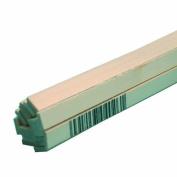 Midwest Products 4028 Micro-Cut Quality Basswood Strip Bundle, 0.0625 x 1cm x 60cm