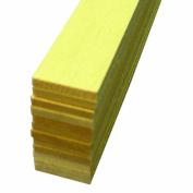 Midwest Products 4051 Micro-Cut Quality Basswood Strip Bundle, 0.125 x 1.9cm x 60cm