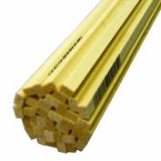 Midwest Products 4045 Micro-Cut Quality Basswood Strip Bundle, 0.125 x 0.5cm x 60cm