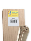 Midwest Products 4801 Project Woods Genuine American Strips, 24 by 0.2cm by 0.2cm , Black Cherry