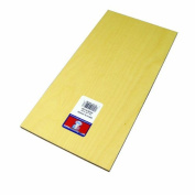 Midwest Products 5126 Model Birch Plywood Sheet, 0.25 x 15cm x 30cm