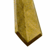 Midwest Products 4594 Scale Lumber Cherry 60cm Corner Angle Miniature Mouldings, 1cm x 1cm